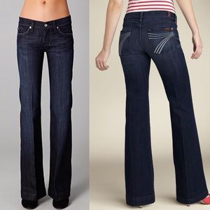 {7 for all mankind} Dojo jeans